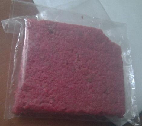 Packaged kashata